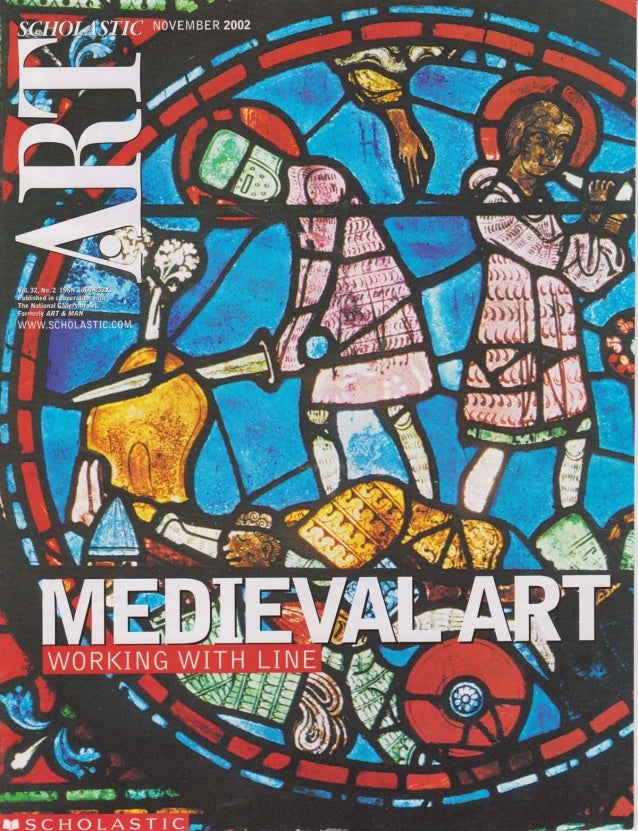 MEDIEVAL ART Date(s): _______________________________________ Essential questions based on the Medieval reading 1. Describ...
