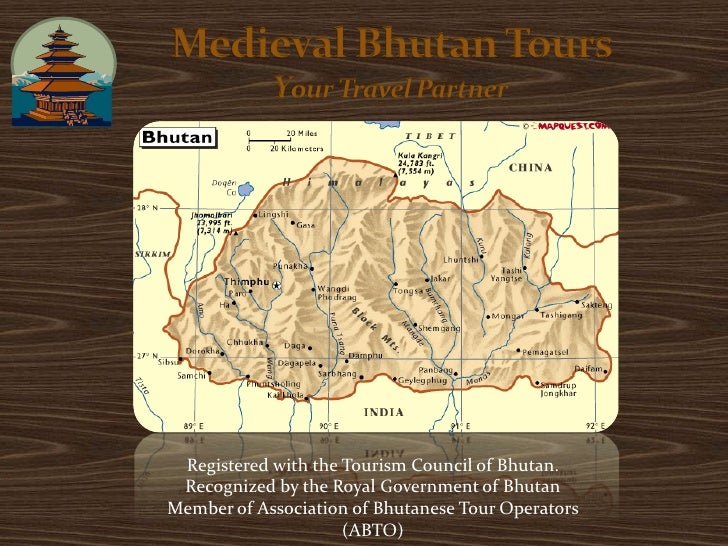 Registered with the Tourism Council of Bhutan.  Recognized by the Royal Government of Bhutan Member of Association of Bhut...