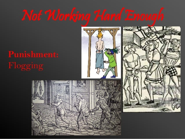 Crime and punishment in the middle ages essay