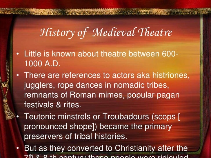 a history role and origin of the theatre History of theatre including origins, tragedy, comedy, the greek theatre, roman comedy.
