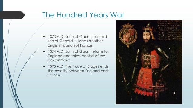 Medieval England Timeline