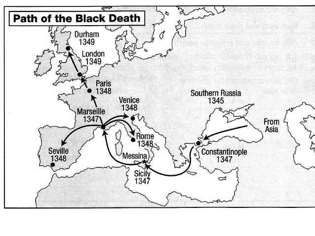 a research on the black death of europe Student name instructor name course name date the black death the black death began its grisly march across western europe in 1347 the first outbreak lasted ap.