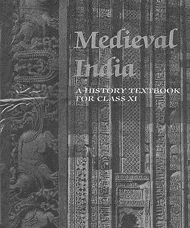 Medieval india ncert satish chandra