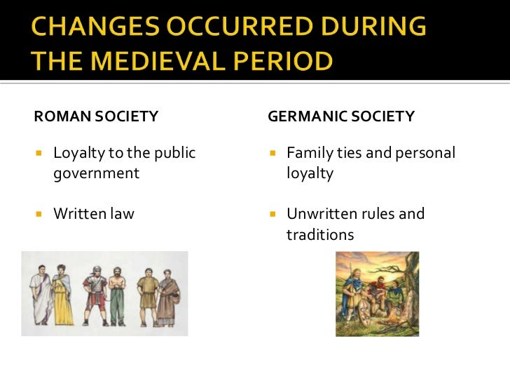a history of the renaissance era and the radical changes it brought to medieval europe Supernatural during the renaissance era during the renaissance era, people blamed anything bad to be the cause of supernatural, from.