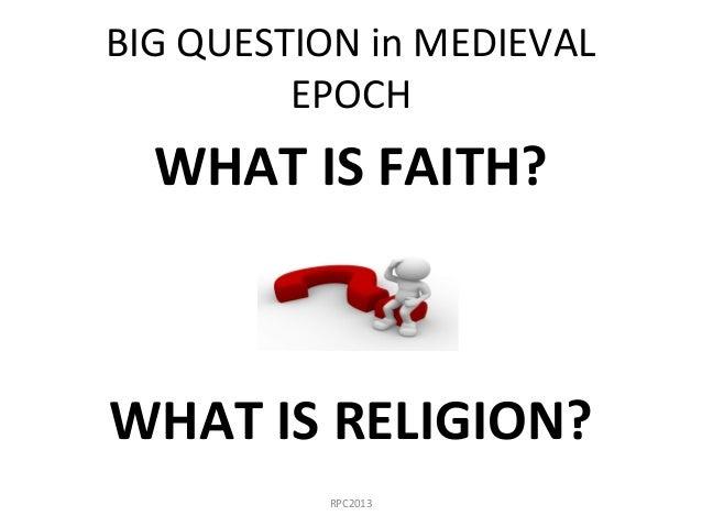 Medieval philosophy Slide 2