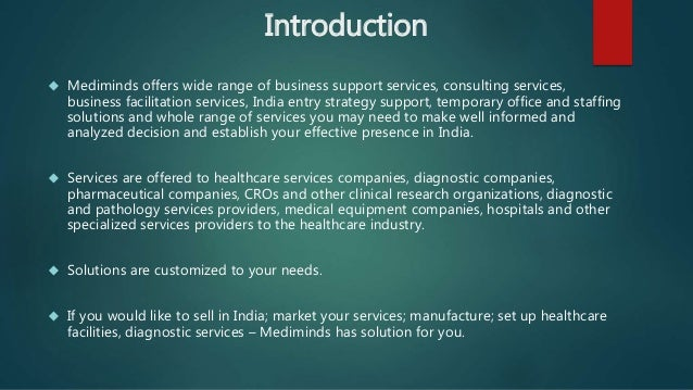 market entry strategy for biomedical companies How to enter a new market 1 commit  their resources and knowledge of the market 3 define market entry strategy  market research, the company was also .