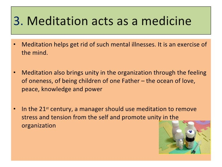 Meditation In The Life Of Ceos And Manager