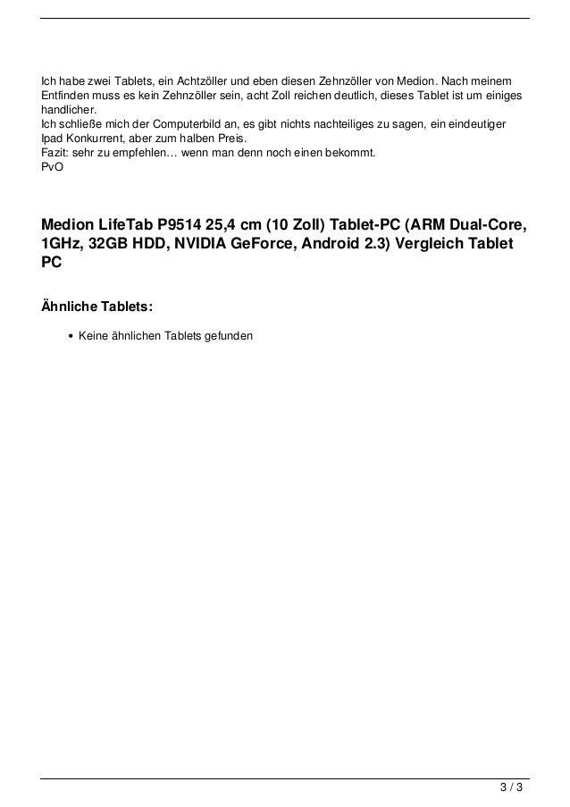 medion lifetab p9514 25 4 cm 10 zoll tablet pc arm dual. Black Bedroom Furniture Sets. Home Design Ideas