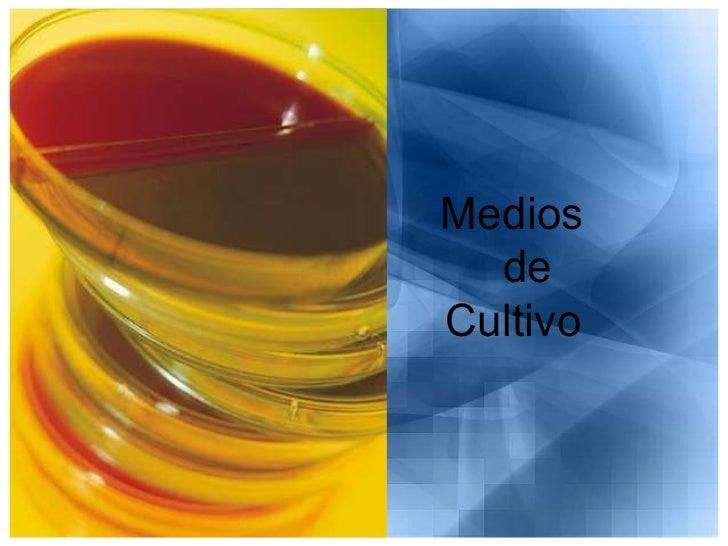 Medios De Cultivo Y Pruebas Bioquimica Slide 2