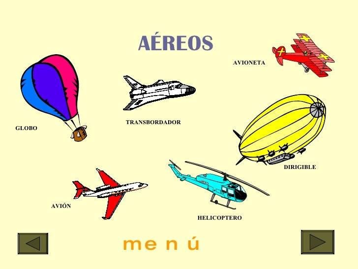Cursos transporte aereo