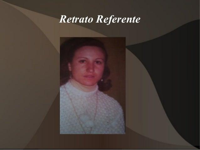 Retrato Referente