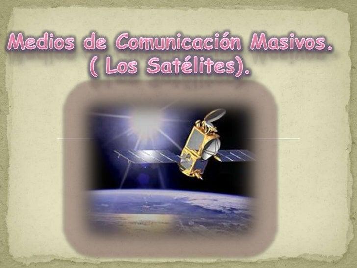  El origen de los satélites artificiales está íntimamente ligado al desarrollo de     los    cohetes     que     fueron c...