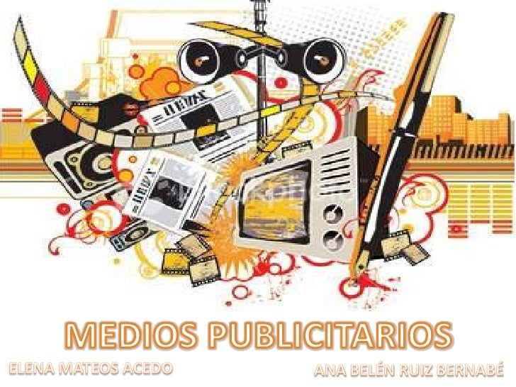 ¿ Que son los   mediospublicitarios?