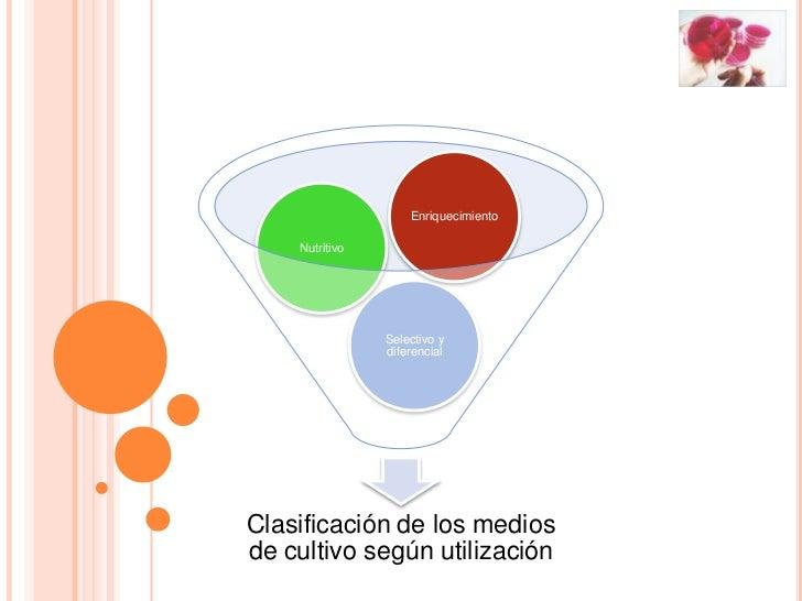 MEDIOS DIFERENCIALESContienen un factor o factores que permite que las   colonias de una especie o un tipo bacteriano exhi...