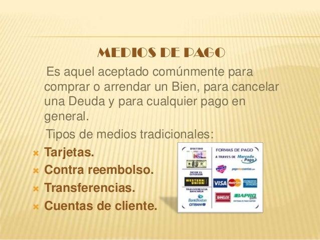 Medios de pago dinero electronico1 Slide 3