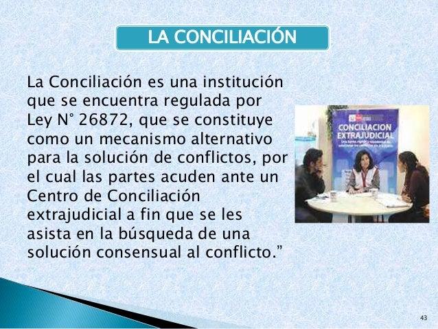 Medios de resoluci n de conflictos for Que es un proceso extrajudicial