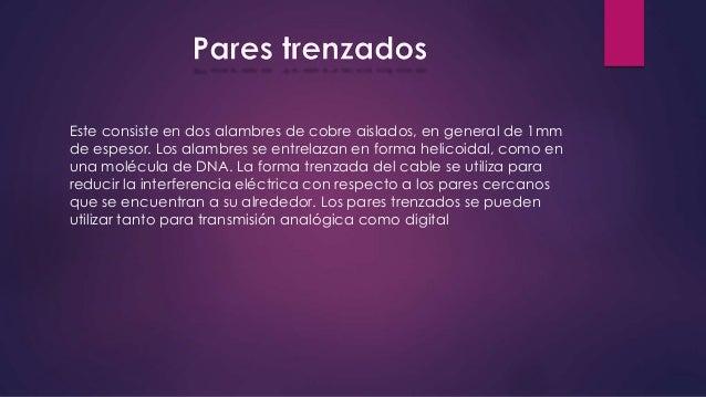 El cable coaxial consta de un alambre de cobre duro en su parte central, es decir, que constituye el núcleo, el cual se en...