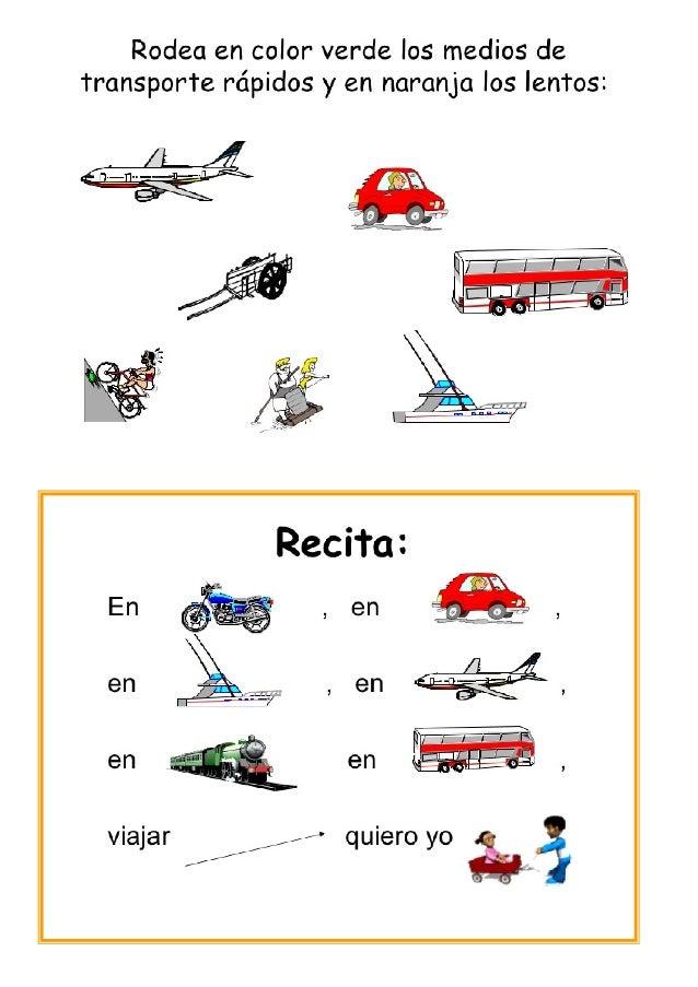 Medios De Transporte Y Comunicacion