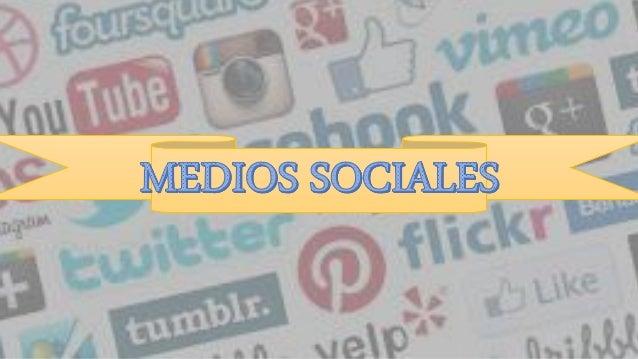 Medios sociales 2021