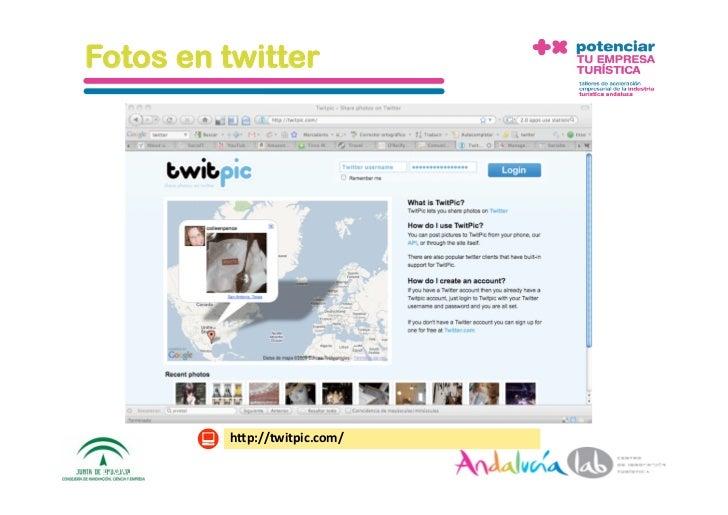 Gestión twitter                  h1p://www.tweetdeck.com/beta/  1/6/10   DepartamentodeMarke2ng‐Socialtec   119