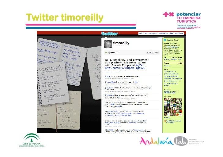 Twitter barackobama     1/6/10   DepartamentodeMarke2ng‐Socialtec   126