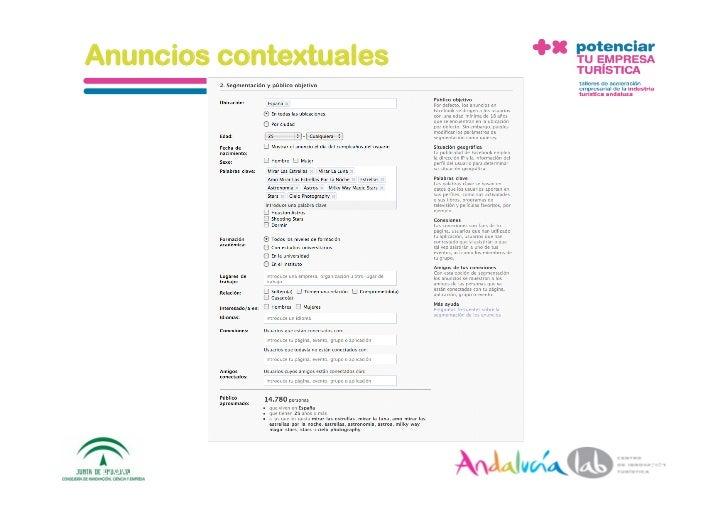 Anuncios contextuales      1/6/10   DepartamentodeMarke2ng‐Socialtec   27
