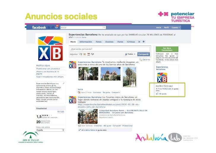 Anuncios sociales      1/6/10   DepartamentodeMarke2ng‐Socialtec   32