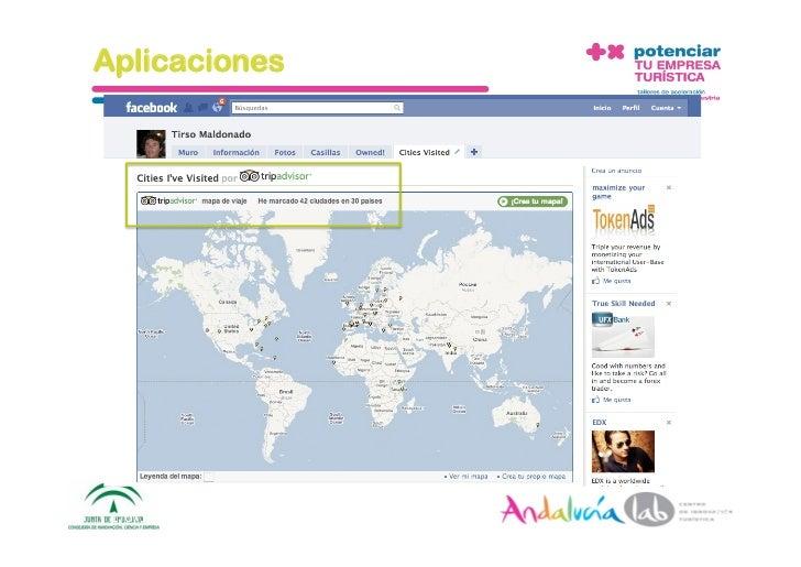 Aplicaciones      1/6/10   DepartamentodeMarke2ng‐Socialtec   33