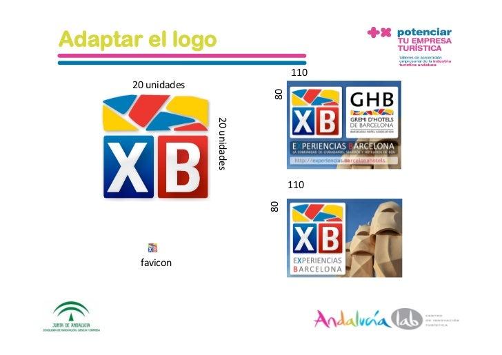 Adaptar el logo                                           110       20unidades                                         ...
