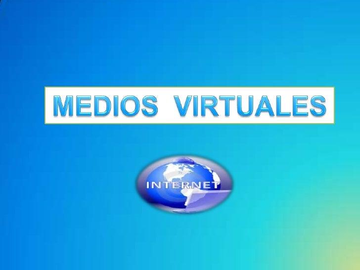 CONTENIDO •   Medios virtuales que tenemos •   Virus informático •   Lanzamiento de Windows 7 •   Video
