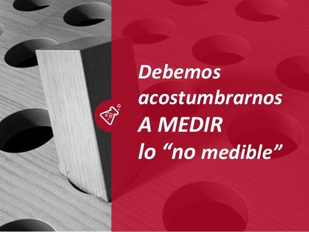 MEDIR EL ROI EN UX - MIDIENDO LO INTANGIBLE Slide 3