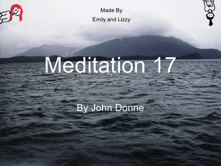 meditation 19 david donne