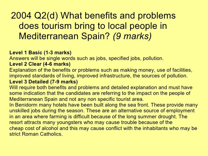 """disadvantages of tourism in spain On 1st july 2016 a new """"tourism tax"""" came into effect in the balearic islands this charge applies to mallorca, menorca, ibiza & formentera."""