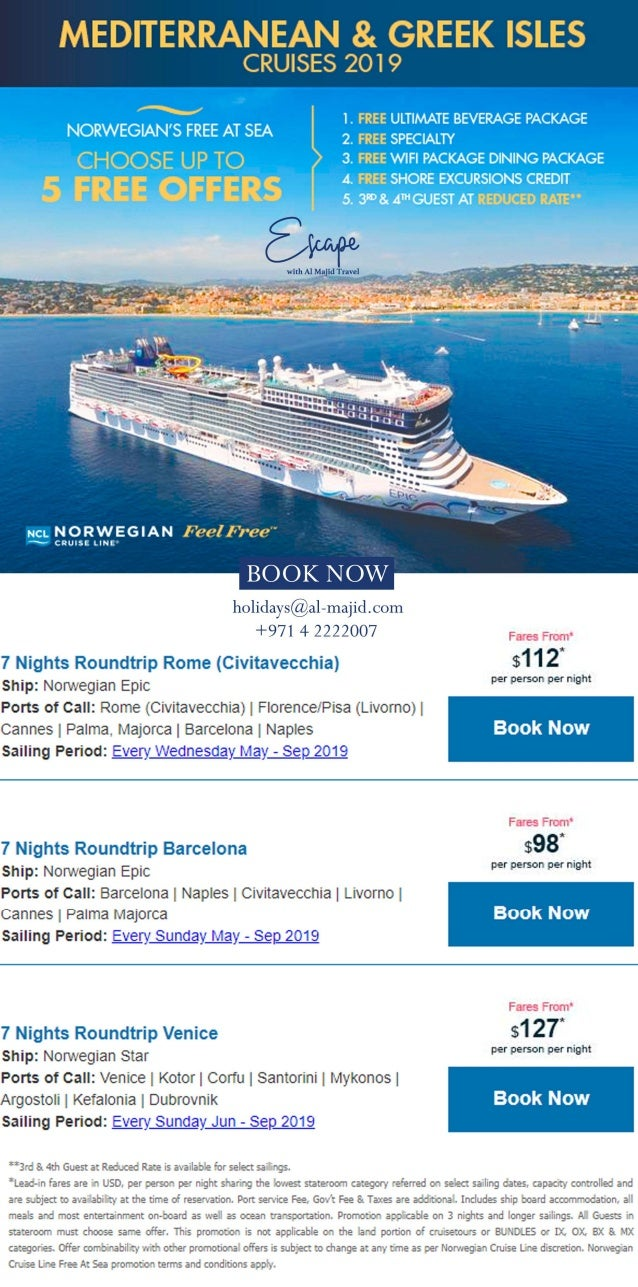 Mediterranean | Travel agencies in dubai