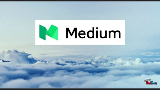 Medium   outil de blogging