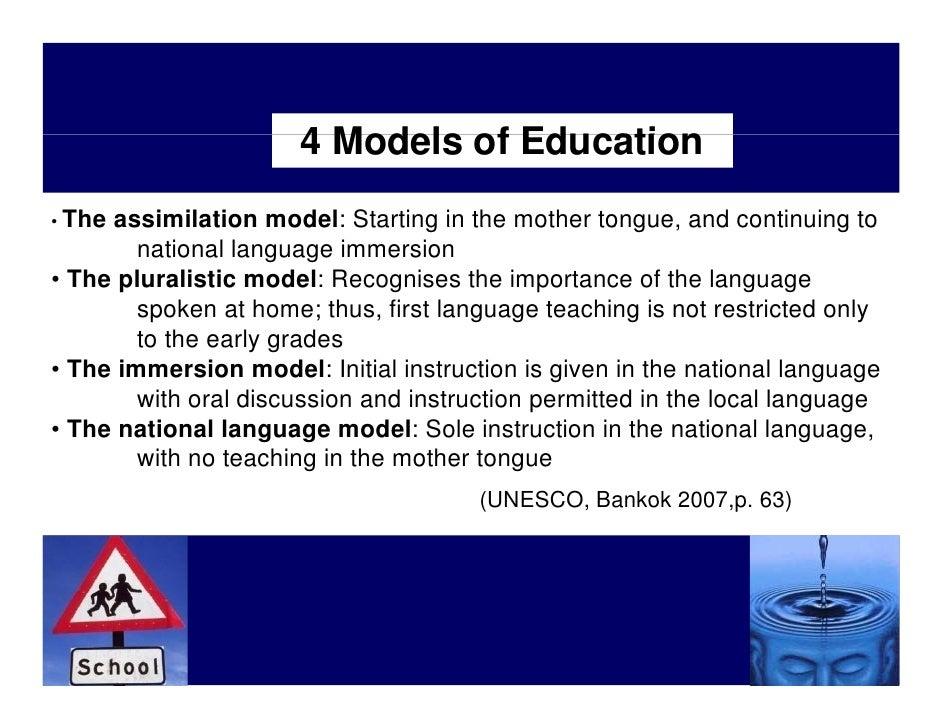 importance of medium of instruction