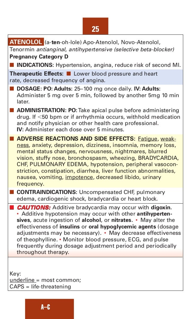 Theophylline Side Effects In Adults