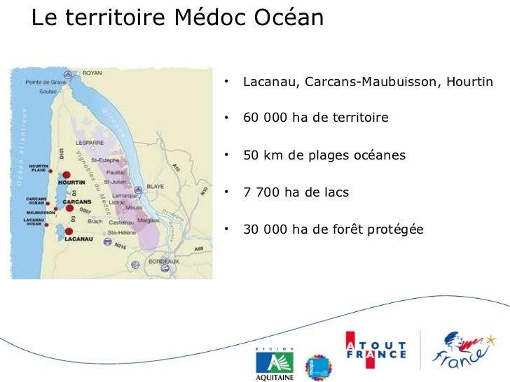 Intervention de nicolas jabaudon office de tourisme du - Office du tourisme carcans maubuisson ...