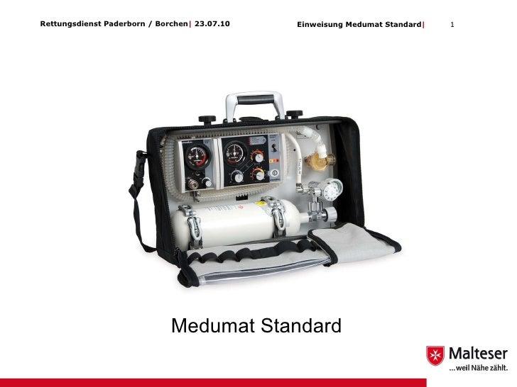 Medumat Standard