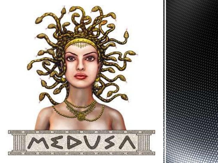 Medusa é uma figura mitológica grega. Segundo alenda, Medusa tinha corpo e rosto de umabela mulher, asas de ouro e presas ...