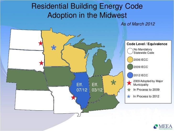 Michigan Building Code Adoption