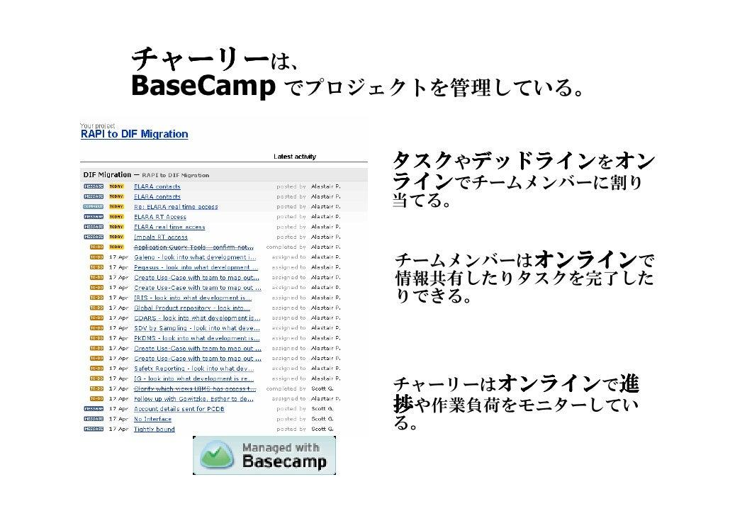 Meet Charlie Japanese Slide 11