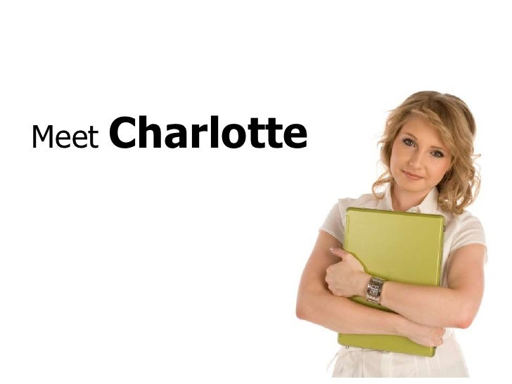 Meet   Charlotte
