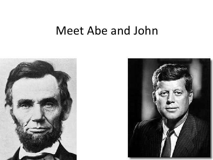 Meet Abe and John<br />