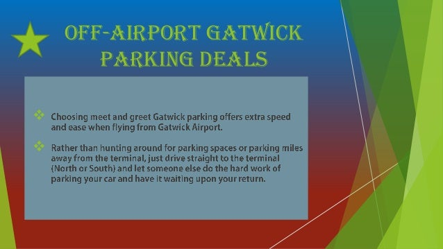 Meet and greet at gatwick mobit airport parking off airport gatwick parking deals 6 m4hsunfo