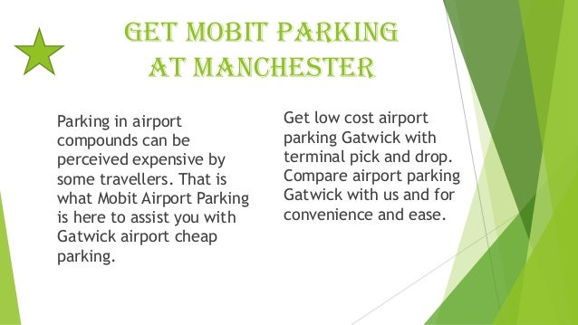 Meet and greet at gatwick mobit airport parking 7 8 get mobit parking m4hsunfo