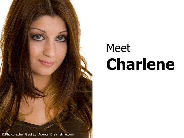 Meet                                                    Charlene    © Photographer: Geotrac | Agency: Dreamstime.com