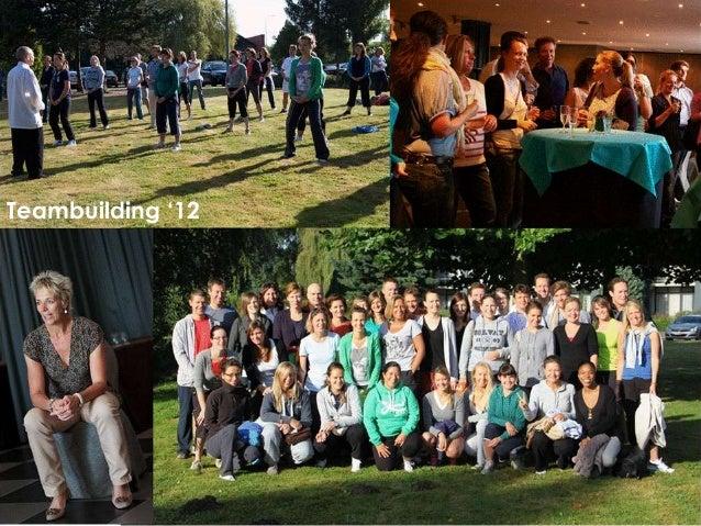 Teambuilding '12Presentation1      15