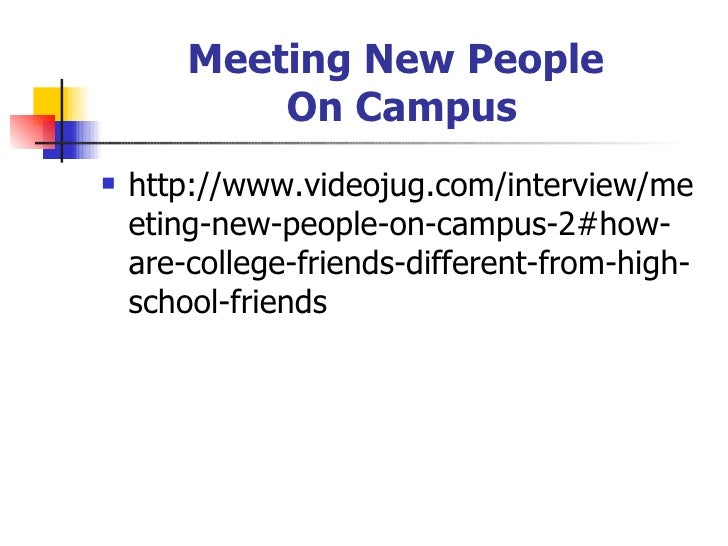 Meeting  New People Chapter 1 Slide 2