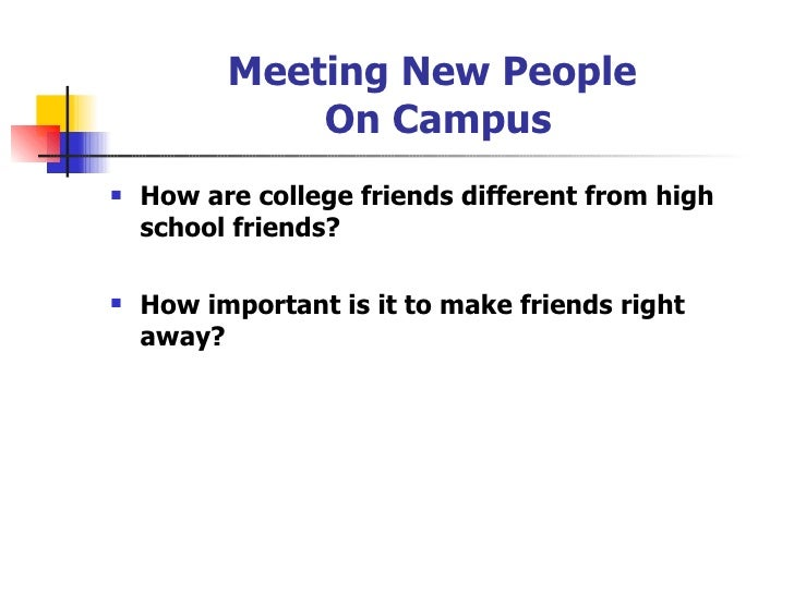 Meeting  New People Chapter 1 Slide 3